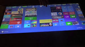 Computer Coffee Table Multi Touch Coffee Table Youtube