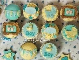 Baby Shower Cup Cake Ideas For A Boy Cupcake Gender Neutral Cupcakes