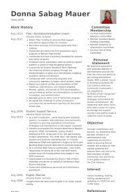 Title I Facilitator/Graduation Coach Resume samples