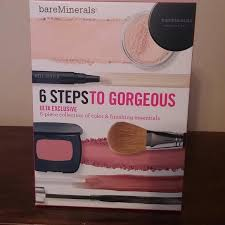 bare minerals 6 steps to gorgeous face kit
