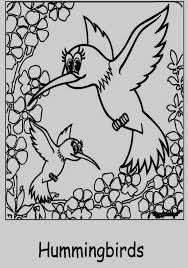 Kids Spring Coloring Pages Kantame