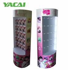 Floor Standing Display Units Awesome China Cardobard Cosmetic Display Stand Free Standing Floor Retail