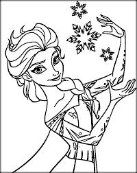Small Picture Disney Frozen Coloring Pages Elsa Let It Go Color Zini
