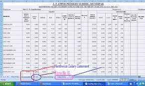 Salary Calculator In Excel Free Download Excel Templates Payroll With Macros Salary Details Salary