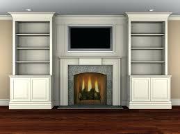 in bookshelves with electric fireplace built shelf bra en custom shelves media storage s electric fireplace with shelves