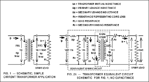 current transformers theory of operation butler winding schematic of acurrent transformer application current toroidal 1