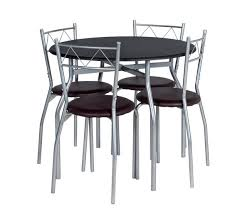 black round dining table and chairs. Click To Zoom Black Round Dining Table And Chairs