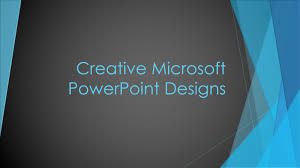 Cool Power Points Creative Powerpoint Designs Best Powerpoint Layouts Ppt
