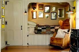 cozy alcove bed ...