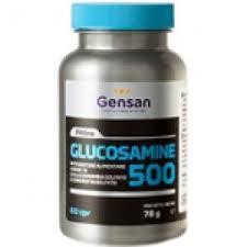glucosamine 500 60 cps