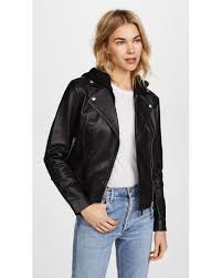 code for mackage natural yoana leather jacket lyst 952e7 7ad4a