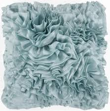 Ruffle Decorative Pillows