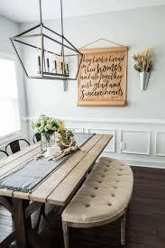 Springtime Farmhouse Table Centerpiece Modern Farmhouse Decor
