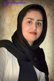 Image result for الهام صمدانی مدیر ندای آرامش اوز