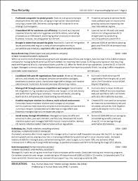 Powerful Resume Examples