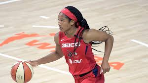 Stella Johnson hits 6 3s, sets rookie record in Mystics' win - Washington  Times