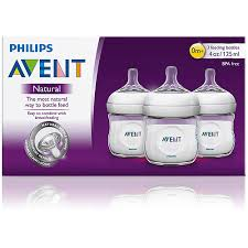 Avent Decorated Bottles Philips Avent BPA Free Natural Baby Bottle 100oz 100ct Walmart 70