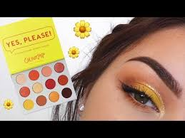 Yes, Please! Shadow Palette by Colourpop #7