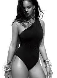 Black ebony skinny ghetto chic