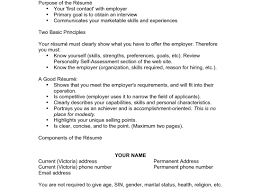 Tips On How To Write A Resume Resume Template