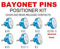 Cablegia K40 K41 K42 K43 K13 1 K1 K330 3 Positioner Kit Amphenol Oem Tail Stock For K Series Positioner For Diy Use With Daniels Crimp Tools Precise