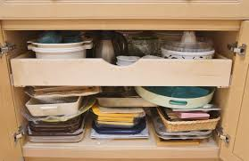 how to install sliding drawers in kitchen cabinets fresh cabinet rollouts living roll out shelves hardware
