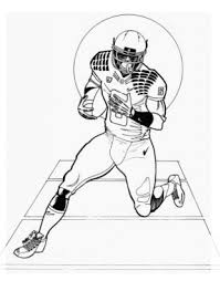 Oregon Football Coloring Pages