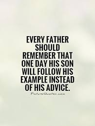 Father Quotes Impressive Father Son Quotes And Sayings