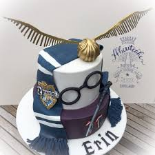 Harry Potter Birthday Cake Cake By Claire Ratcliffe Cakesdecor