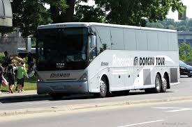 American Coach Bus Van Hool American Coach Lines