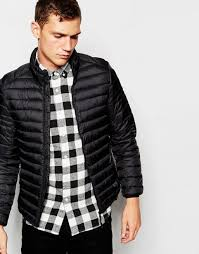 pull bear lightweight padded jacket black men coats pull bear jeans pull bear parka with faux fur lining biggest