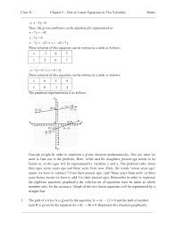 rd sharma maths solutions for class x chapter 3 pair of linear equations