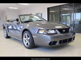 2003 Ford Mustang SVT Cobra for sale in Naples, FL | Stock #: 417524