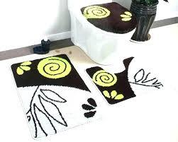 3 piece bathroom rug sets 3 piece bathroom rug set goods brief 3 piece bathroom rug