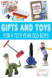 Best Gifts For 4 Year Old Boys. Lots of Ideas for 4th Birthday, Christmas Boys in 2017 - Itsy Bitsy Fun