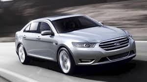 2013 Ford Taurus Limited review notes: Big American sedan comfort ...