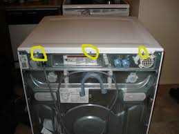 How To Clean Washing Machine Drain How To Replace Bearings In The Whirlpool Duet Wfw9200sq02 Washing