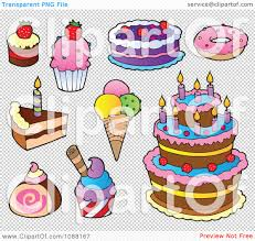 Clipart Cake Cream Cake Graphics Illustrations Free Download