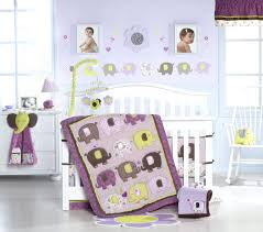baby girl elephant nursery purple elephant crib bedding decorating elephant crib  bedding purple elephant crib bedding