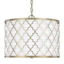 capital lighting fixtures 4545bg 582 ellis pendant brushed gold