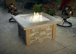 diy propane fire table build a fire table how to make a fire pit table unique