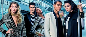 What Fashion Designer Made A Collection For H M Balmain X H M Balmain