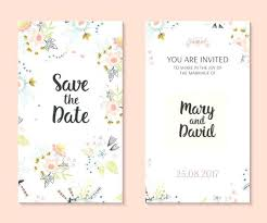 Marriage Invitation Card Sample Wedding Invitation Card Design