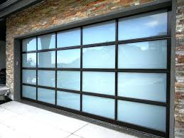 insulated glass garage doors insulated glass overhead doors insulated all glass garage doors
