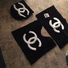 chanel rug. chanel other - **new** chanel rug set. a