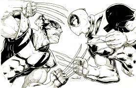 Small Picture Marvel wolverine coloring pages ColoringStar