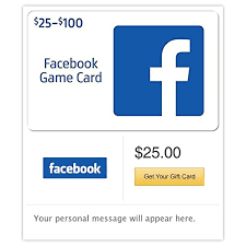 Buy us itunes gift cards with instant email delivery. Facebook Gift Cards E Mail Delivery Buy Online In Andorra At Andorra Desertcart Com Productid 12033706