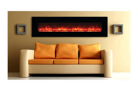 electric wall hanging fireplace stanton electric wall mount fireplace reviews