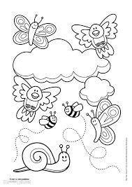 Kleurplaat Kinderdiëtist Allergiediëtist
