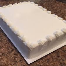 1 2 Sheet Cake Serves 30 40 – Pennie s Bake Shop & Espresso Bar